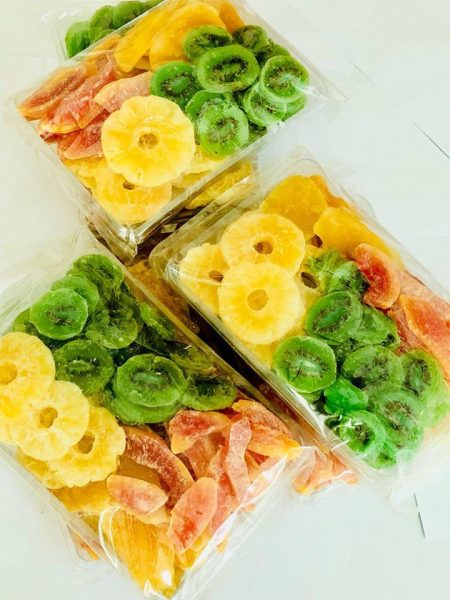 DRIED MIX FRUIT 1KG RS.2500
