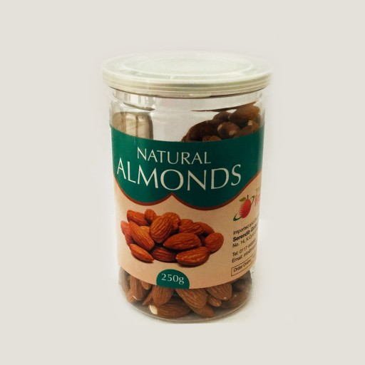 NATURAL ALMOND RS.1000